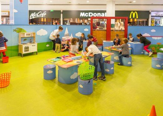 gastronomía para niños