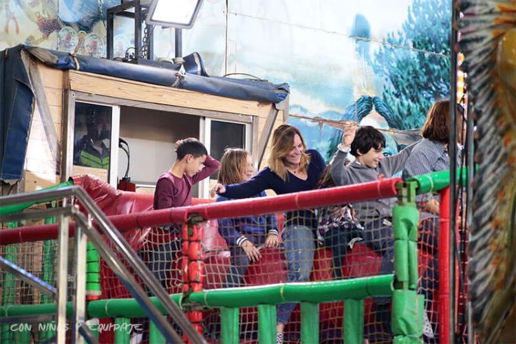 Feria de Navidad Exponadal Alicante atracciones