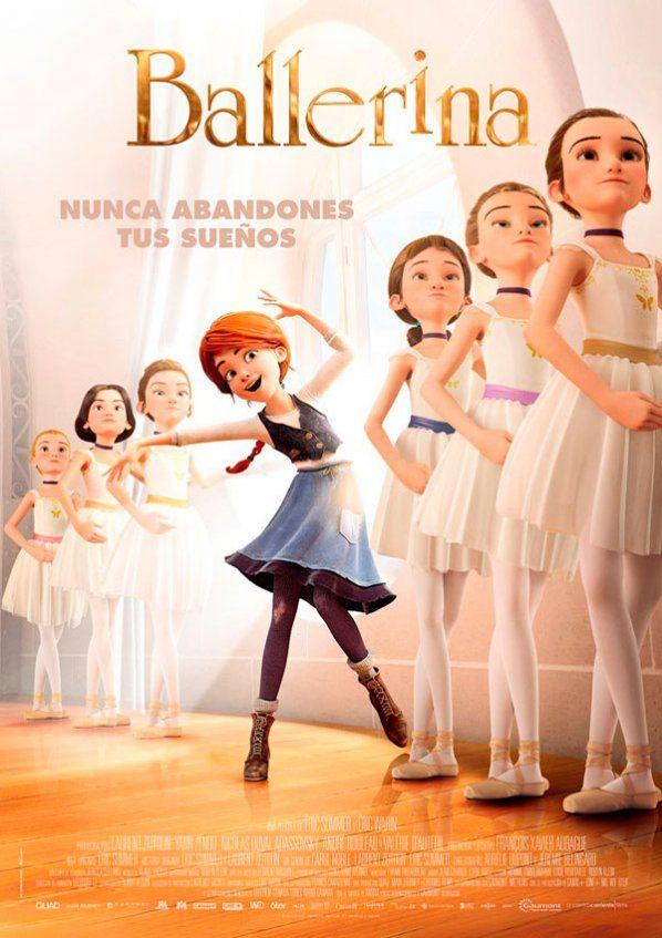 estrenos de cine - Ballerina