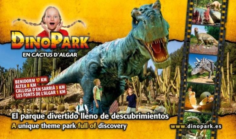 DinoPark en Callosa Alicante
