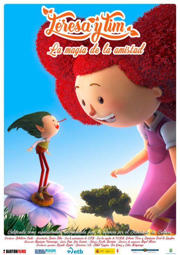 estrenos de cine - Teresa y Tim