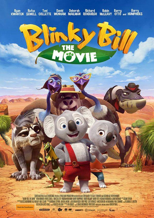 estrenos de cine - Blinky Bill
