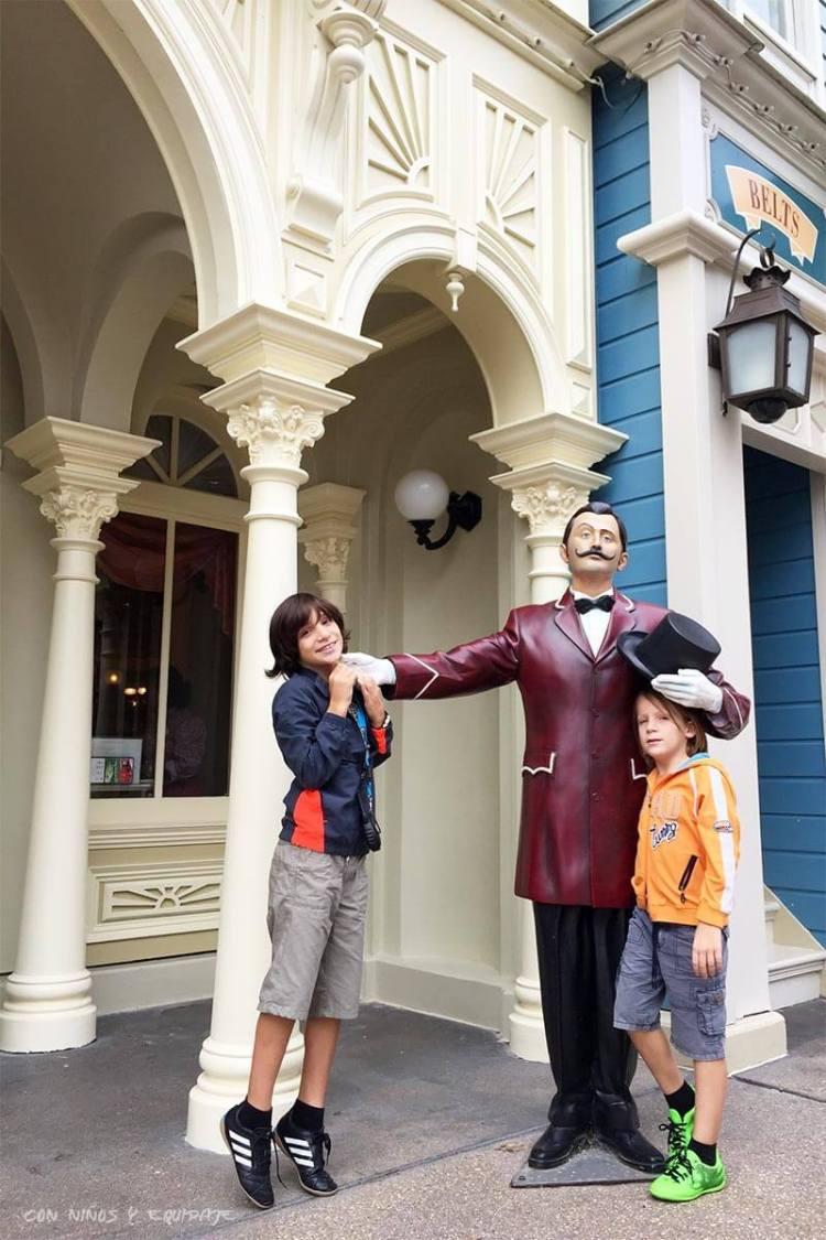 Fotos chulas en Disneyland París