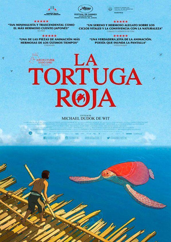estrenos de cine - La tortuga roja