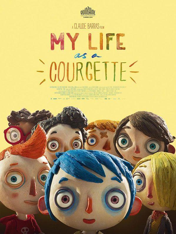 Estrenos de Cine para Niños - La vida de Calabacín