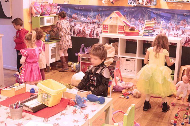 taller de juegos para niños