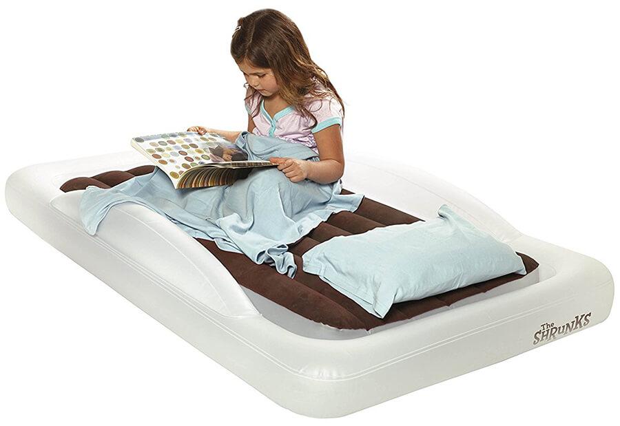 camas hinchables de viaje para niños