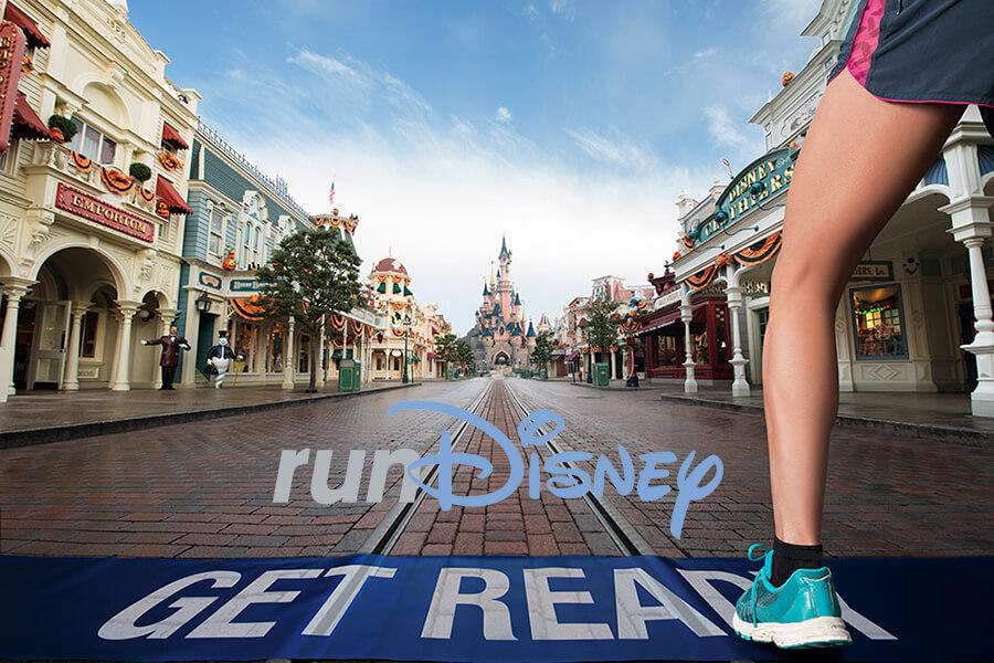 Media Maratón Disneyland París
