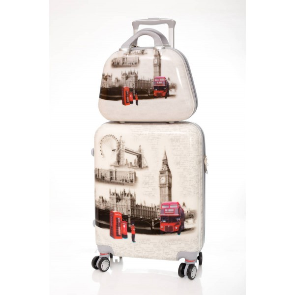 maletas para niños con neceser