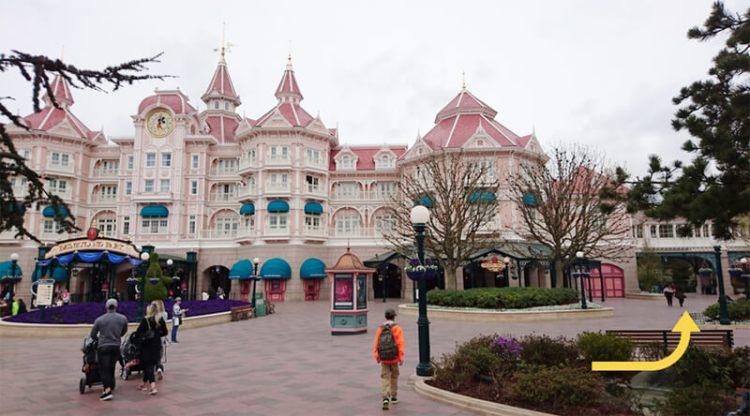 acceso a Disney