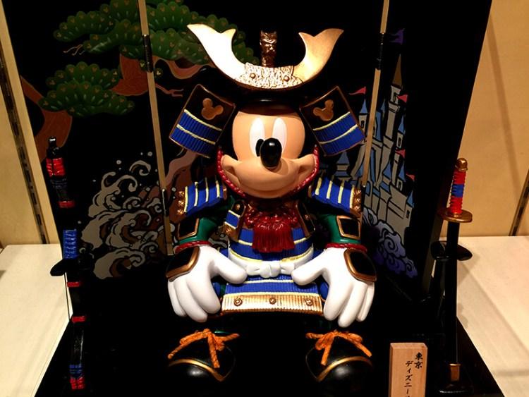 Mickey Mouse en Disneyland Tokyo