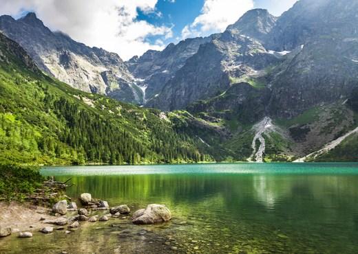 Destinos europeos para viajar en familia
