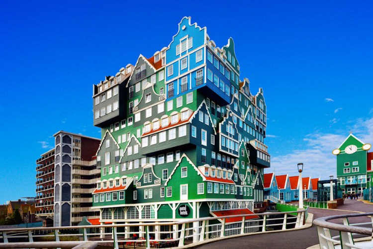 hoteles raros