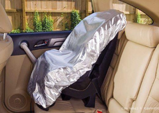 parasoles para sillas de coche de niños