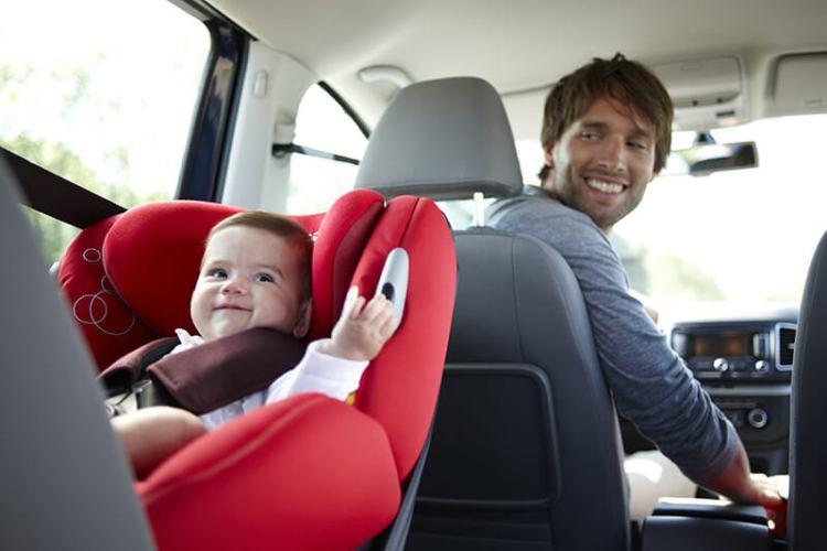 Viajar con Niños de 3 a 6 Meses
