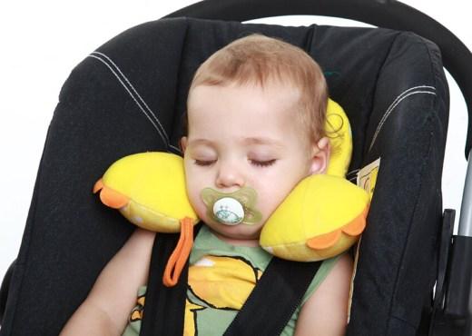 cojines cervicales para niños