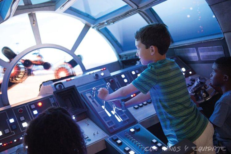 Cruceros Disney juegos