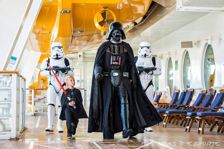 Cruceros Disney Star Wars