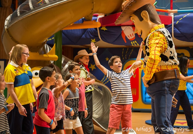 Cruceros Disney con Toy Story