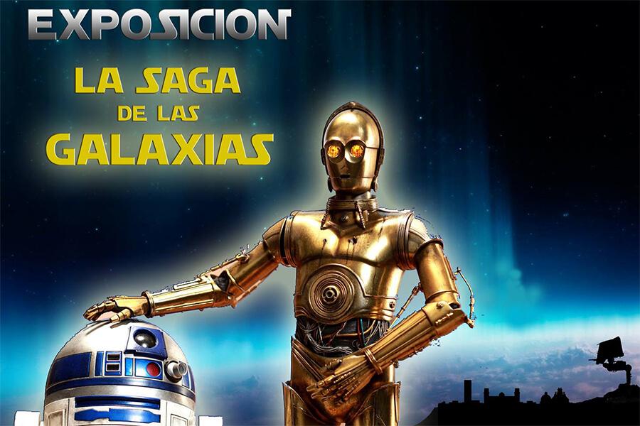 exposición Star Wars IFA Alicante