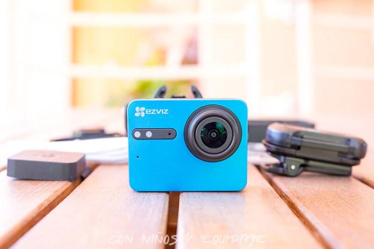 cámara deportiva ezviz s5