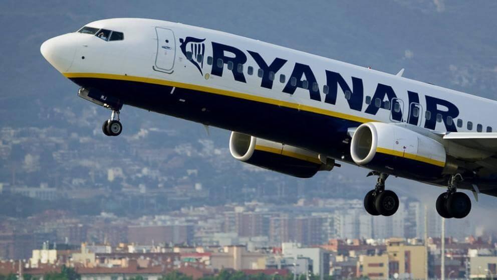 Vuelos por Menos de 5 euros con Ryanair
