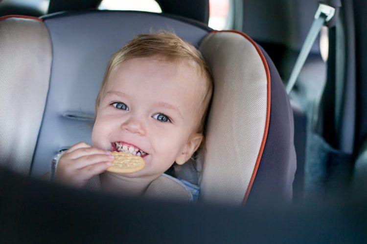 Viajar con Niños: La Comida