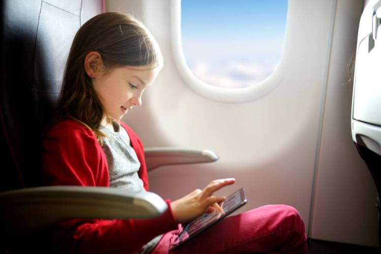 Travel Abroad with Young Children