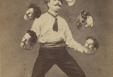 Man-Juggling-His-Own-Head-by-Unidentified-artist