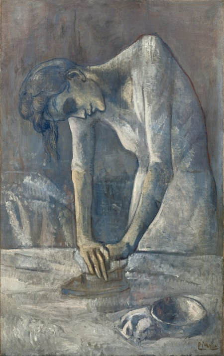 Picasso Woman Ironing