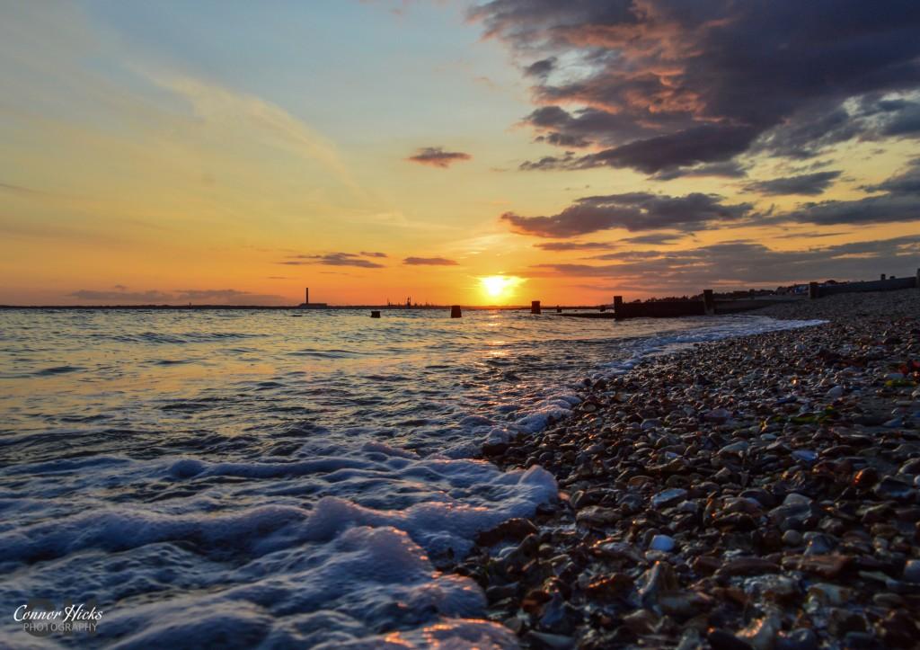 Sunset Portsmouth  1024x723 Travel
