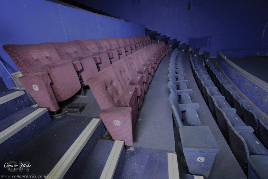 Portsmouth Hampshire Urbex Photography Odeon Cinema Northend Seat 2 1024x683 Odeon Cinema, Portsmouth