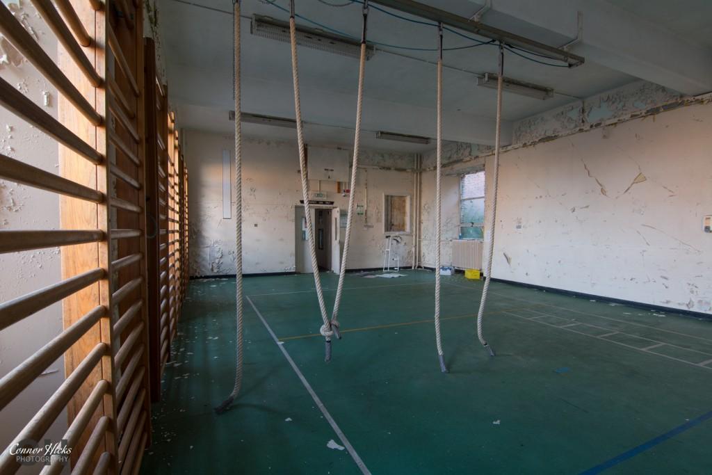 Gym Haslar Hospital Urbex 1024x683 The Royal Hospital Haslar, Gosport