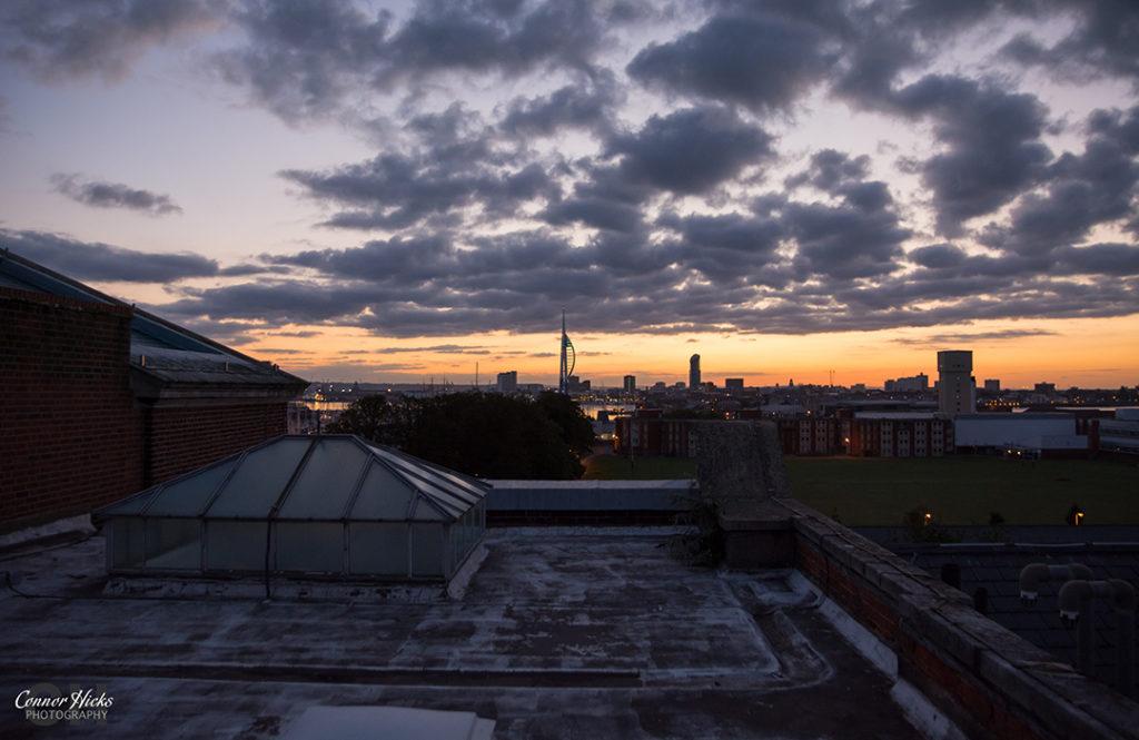 Portsmouth Sunrise 1024x665 The Royal Hospital Haslar, Gosport