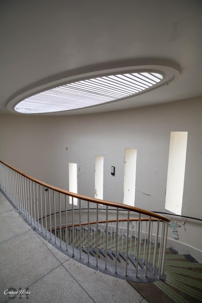 Urbex Haslar Staircase 683x1024 The Royal Hospital Haslar, Gosport
