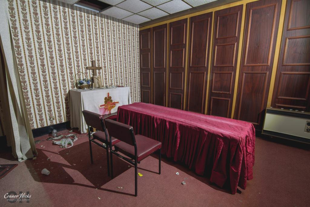 Morgreen Urbex Morgue Southampton 1024x683 Morgreen Chapel Of Rest