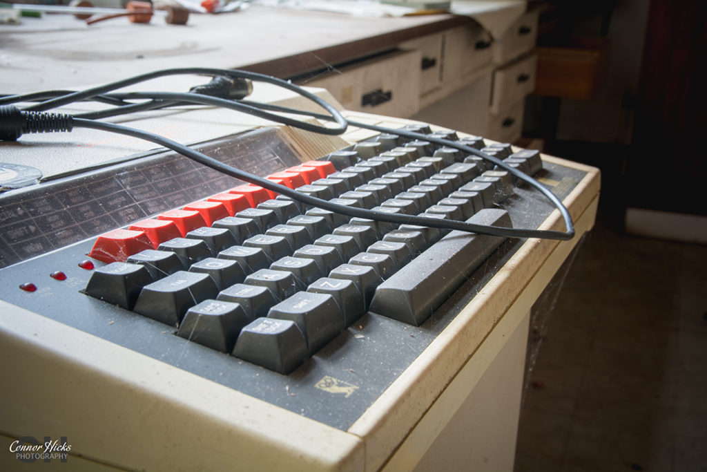 Carmel College Oxfordshire Keyboard Urbex 1024x683 Carmel College, Oxfordshire