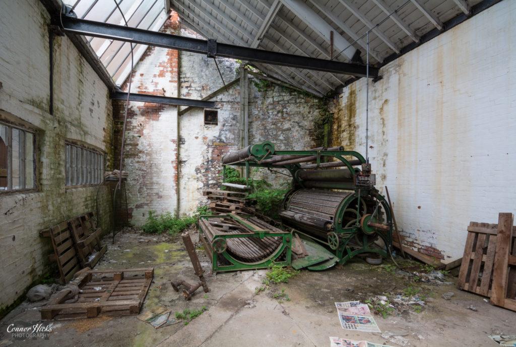 Dye Works Wellington Urbex 1024x689 Fox Bros Dye Works, Somerset