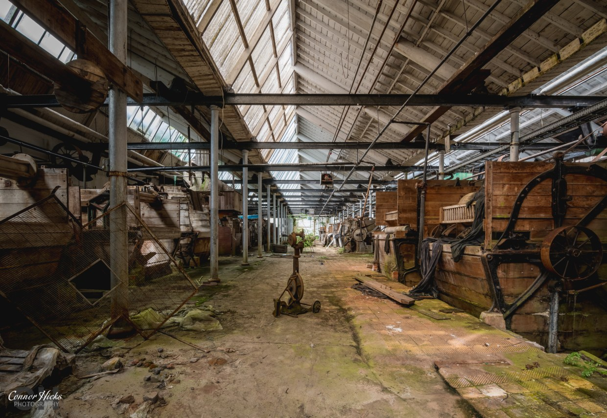Somerset-Mills-Dye-Works-Urbex