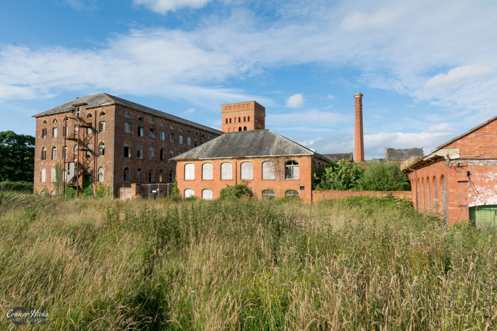 Urbex Tonedale Mills 1024x683 Tonedale Mills, Somerset