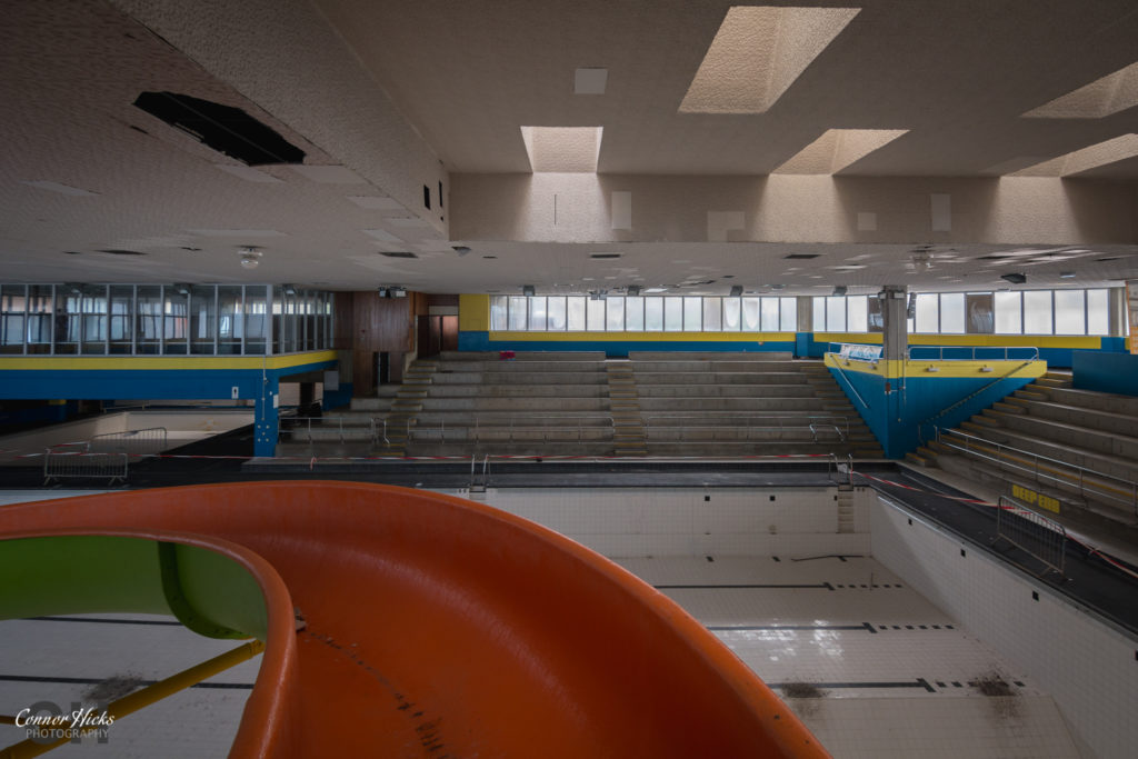 Worthing Aquarena Swimming Pool Urbex 1024x683 Aquarena, Worthing