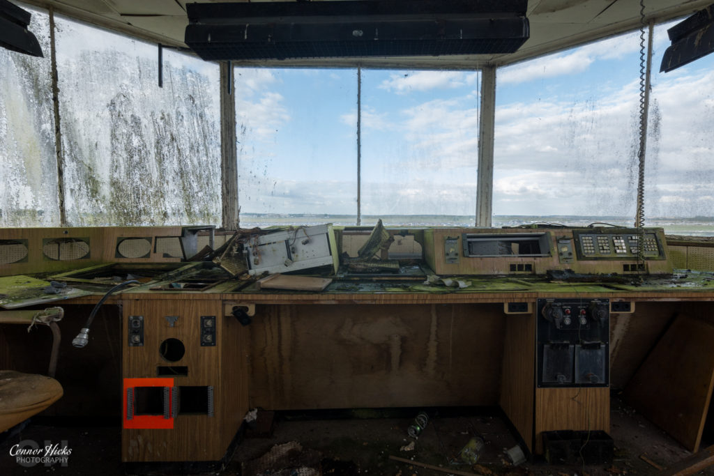 urbex control tower rae bedford 1024x683 RAE Bedford
