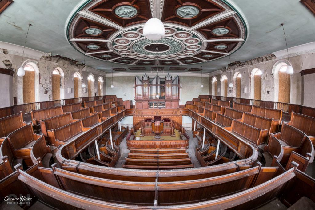 Capel Y Garth Wales Urbex 1024x683 Welsh Chapels