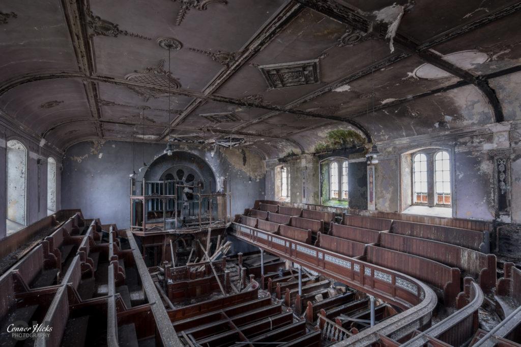 Wales Urbex Calvaria Baptist Church 1024x683 Welsh Chapels