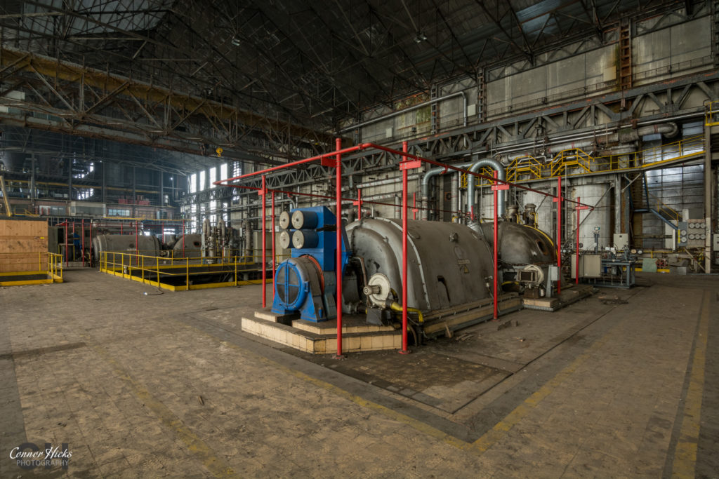 turbine hall belgium blue power plant urbex 1024x683 Blue Power Plant, Belgium