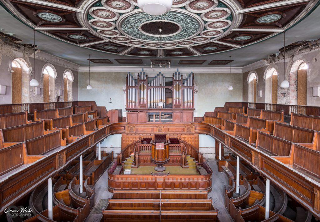 urbex wales capel y garth 1024x710 Welsh Chapels