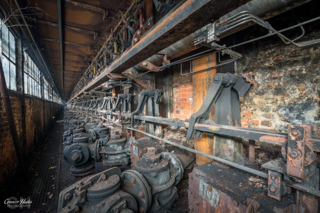 Coke works belgium urbex 1024x683 Coke Works, Belgium