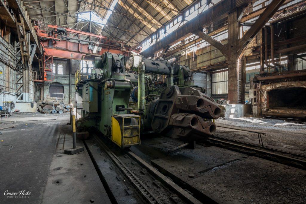 urbex belgium masters of steel 1024x683 Masters Of Steel, Belgium