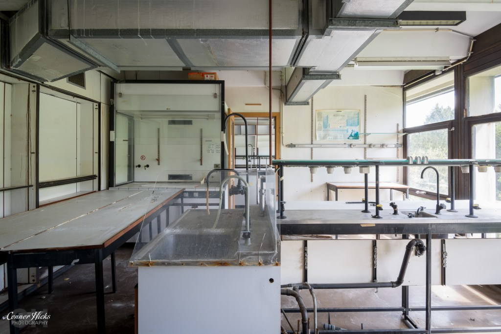 belgium urbex science labs 1024x683 University Science Labs, Belgium