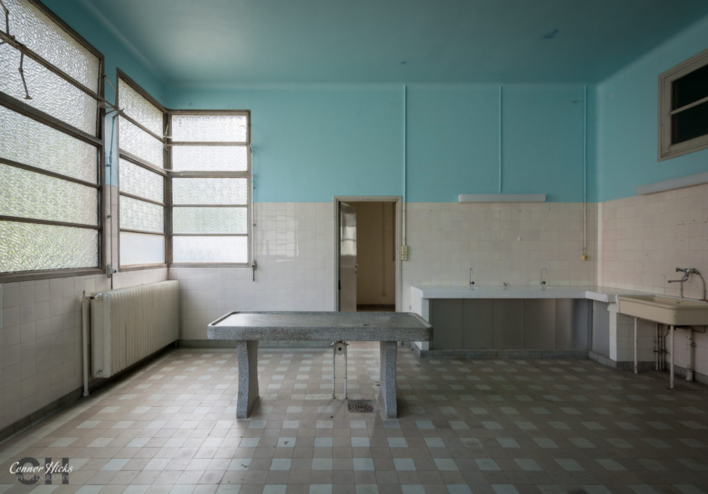 la morgue prelude france urbex 1024x714 La Morgue Prelude, France